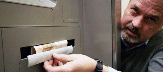 Selotejp u novoj vrsti prevare na bankomatima