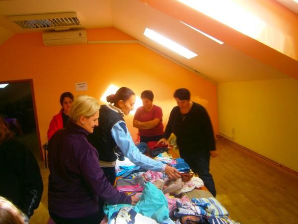 Photo of Održan je prvi sajam razmjene odjeće, obuće i igračaka