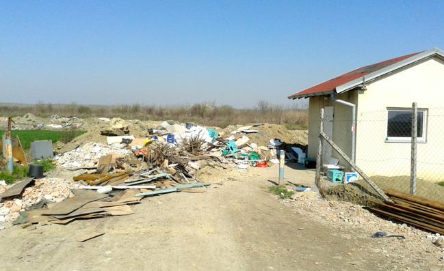 Photo of Eko bomba: Odlagalište građevnog otpada na ulazu u Sarvaš više nitko ne nadzire?!
