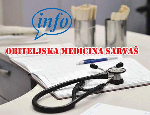 Photo of INFO: Ambulanta Sarvaš