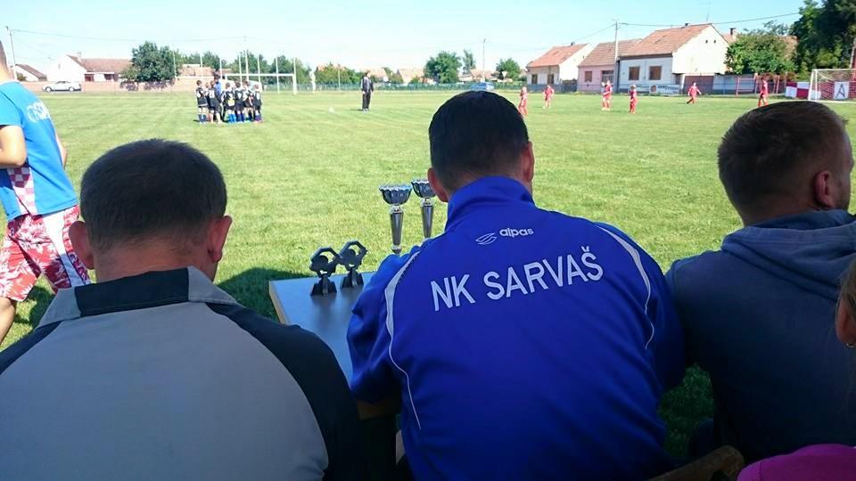 "Photo of Danas je održan ""Turnir Limača"" u organizaciji NK Sarvaš."