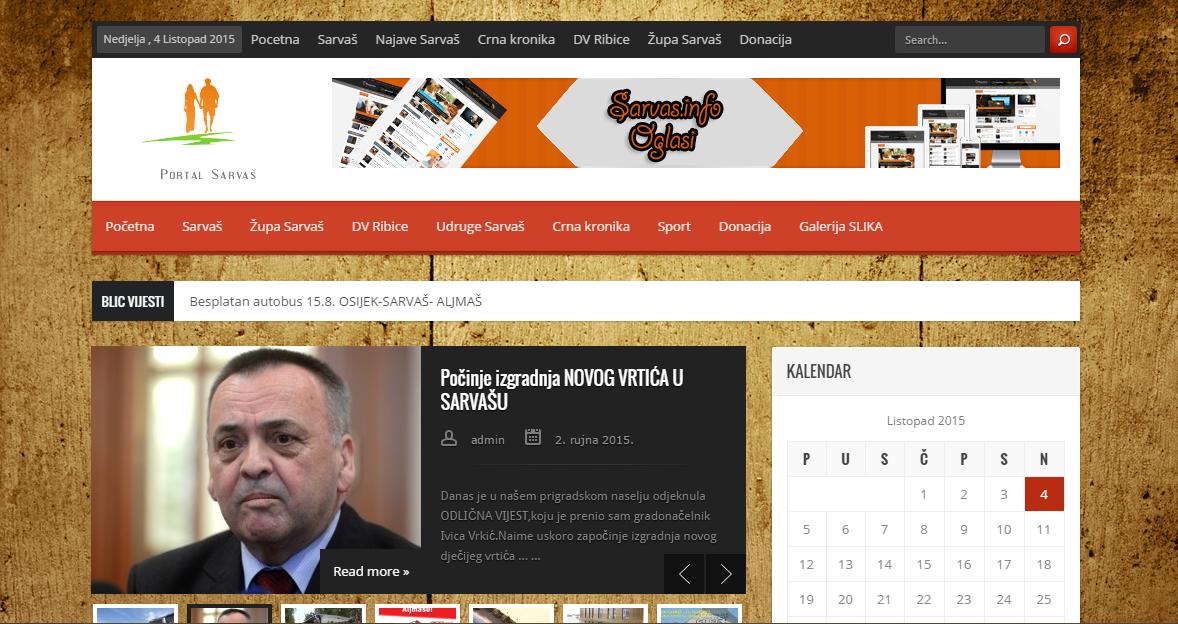 Photo of USKORO GAŠENJE WEB STRANICE SARVAS.INFO