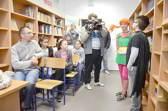 Photo of OŠ Ljudevita Gaja u Sarvašu dobila školsku knjižnicu.