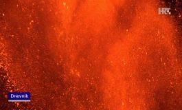 Najsnažnija erupcija Etne u 20 godina