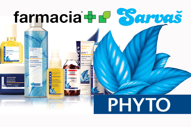 Photo of SARVAŠ: Ljekarna Farmacia-popust Phyto 30%