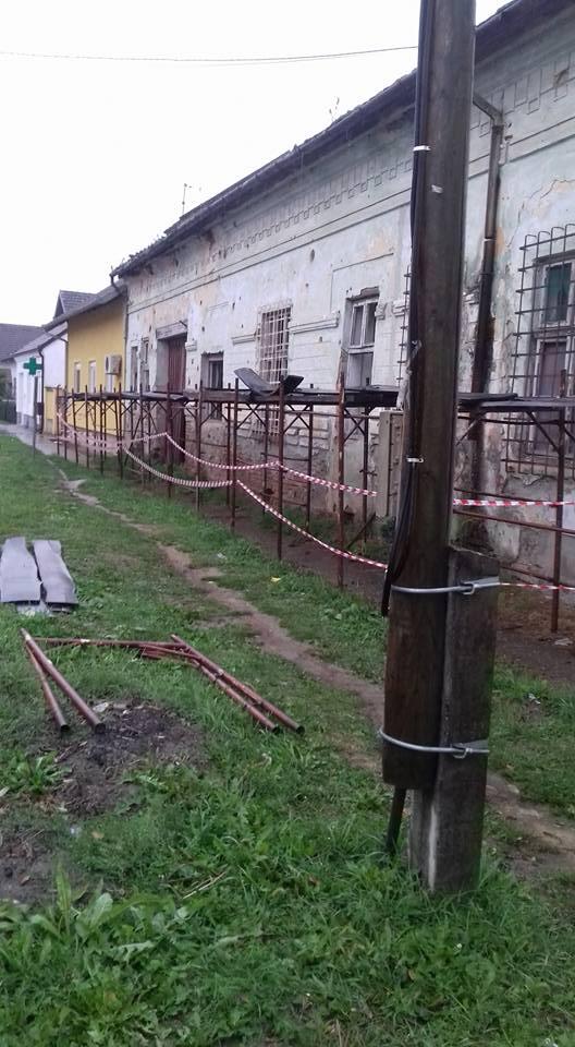 Photo of OPASNOST U CENTRU SARVAŠA