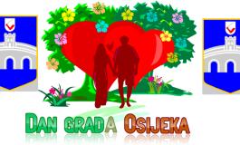 Program obilježavanja Dana grada Osijeka - 02.prosinac