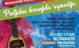 Međunarodni proljetni tamburaški susret HDTP-a 2017 B.manastir