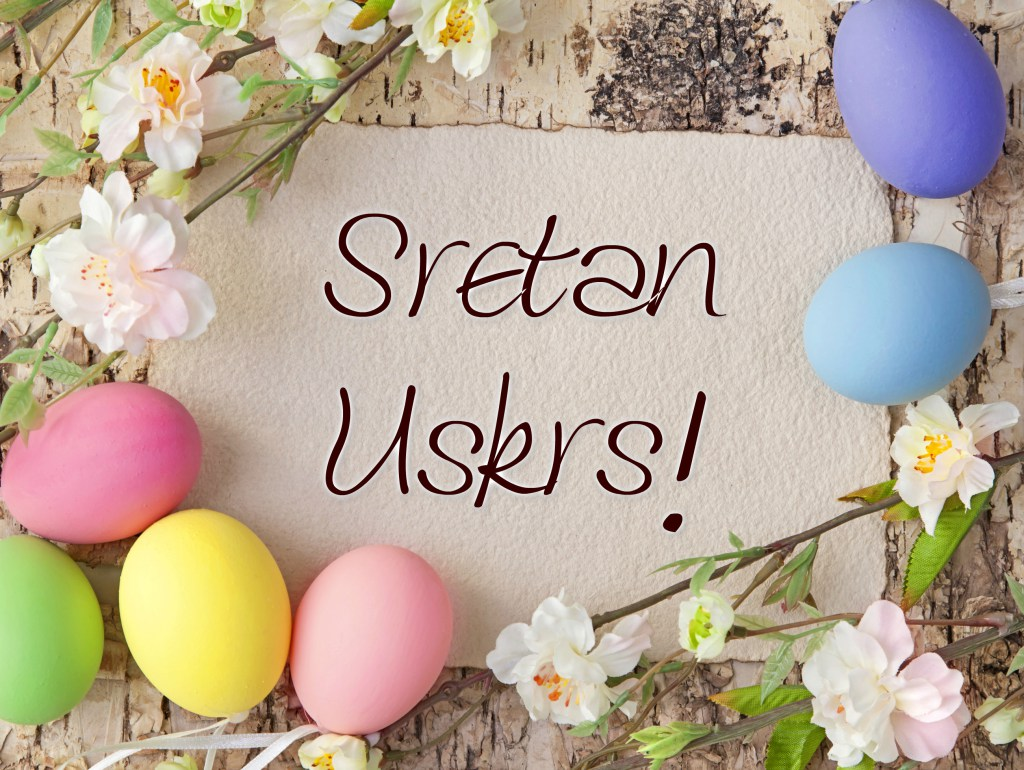 "Photo of SARVAŠ: "" SRETAN USKRS """