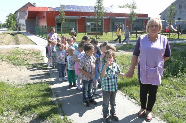 Photo of Primopredaja Dječjeg vrtića Ribica u Sarvašu