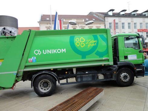 Photo of UNUKOM- Odvoz komunalnog otpada za božićne i novogodišnje blagdane