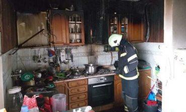 Uzrok požara u Celestinovoj ulici u Sarvašu