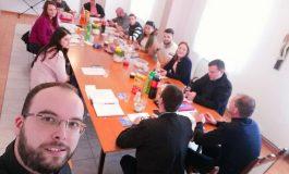 Župa Sarvaš: Sjednica Nadbiskupijskog povjerenstva za pastoral mladih