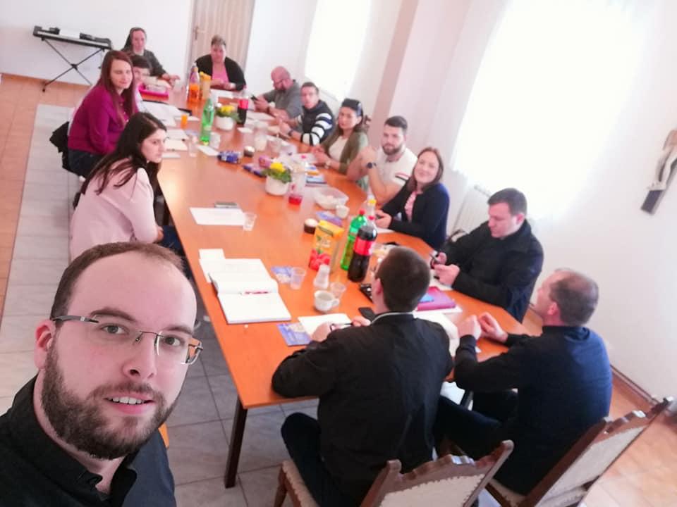 Photo of Župa Sarvaš: Sjednica Nadbiskupijskog povjerenstva za pastoral mladih