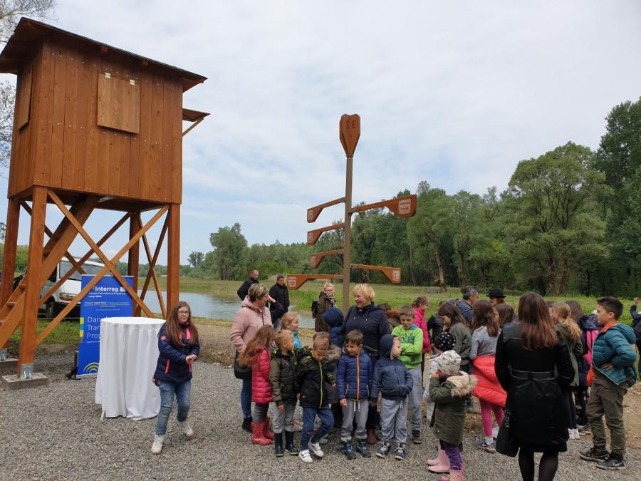 Photo of Otvorena je Riječna škola u Sarvašu