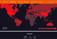 Photo of COVID-19 Pratite broj zaraženih korona virusom putem live mape