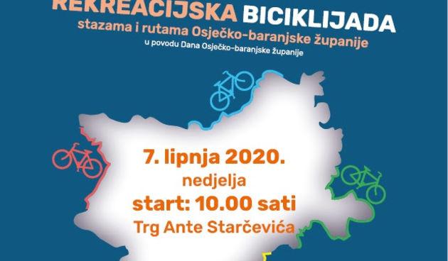 Photo of Rekreacijska biciklijada i kroz Sarvaš